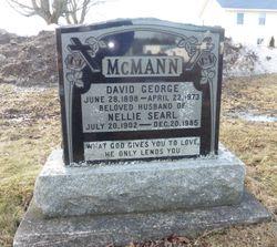 Nellie <I>Searl</I> McMann