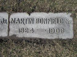 Martin Bonfield