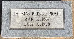 Thomas Brisco Pratt