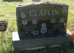 Joan E. <I>Hilton</I> Claflin