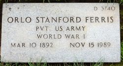 Orlo Stanford Ferris