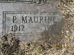 P Maurine Collins Price