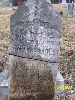 Susan <I>Slemp</I> Bradley
