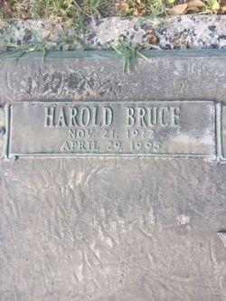Harold Bruce Welch