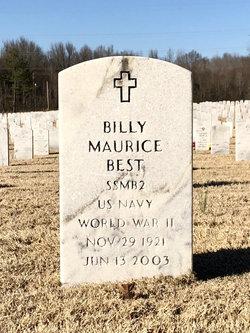 Billy Maurice Best