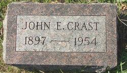 John E. Crast