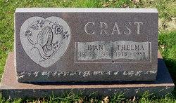 Thelma I. <I>Kinney</I> Crast