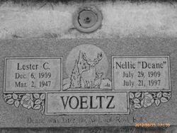 """Nellie Gertrude """"Dee Dee"""" <I>Calton</I> Voeltz"""