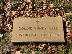 Goldie <I>Mundy</I> Kale