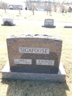 William Howard Sigafoose