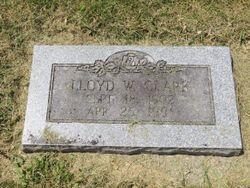 Lloyd William Clark