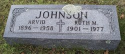 Arvid Johnson