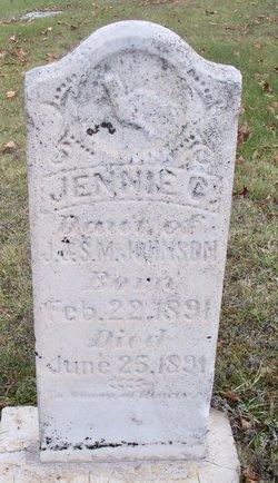 Jennie C. Johnson