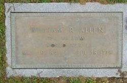 William Riley Allen
