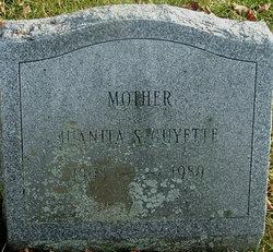 Juanita M. Guyette