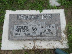 Joseph Nelson Broughton
