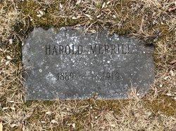 Harold Merrill Spaulding