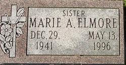 Marie A. <I>Ridgeway</I> Elmore