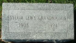 Sylvia <I>Lewy</I> Grandmaison