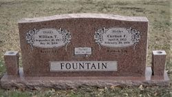 Carmon Frances <I>Stephenson</I> Fountain