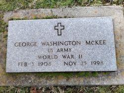 George Washington McKee