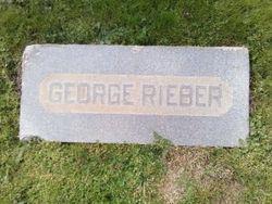 George Rieber