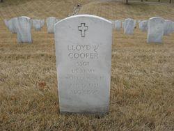 Lloyd V Cooper