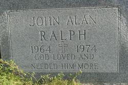 John Allen Ralph