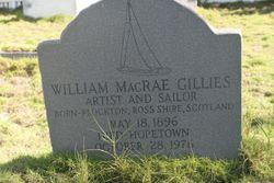 William McRae Gillies