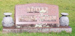 Edith M <I>Scott</I> Tharp