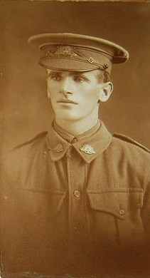 Private Roderick Wilfred Daysh