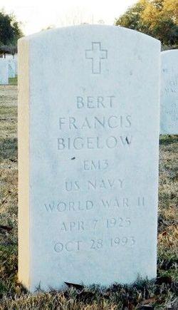 Bert Francis Bigelow