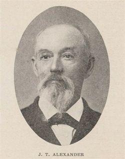 "John Thomas ""J.T."" Alexander"