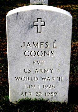 James L Coons