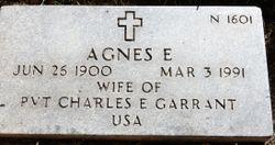 Agnes Eldora Garrant