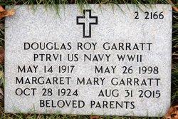 Douglas Roy Garratt