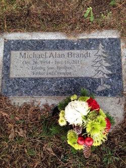 """Michael Alan """"Moe"""" Brandt"""