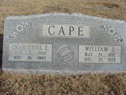 William J Cape