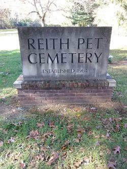 Reith Pet Cemetery