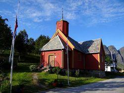 Torsken kirke