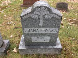 Mary <I>Granatowska</I> Dobin