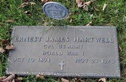 Ernest James Hartwell, Sr