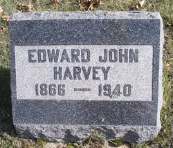 Edward John Harvey