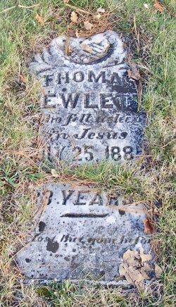 Thomas Hewlett