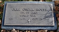 Carl Oscar Holtz