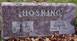Thomas Hosking, Jr