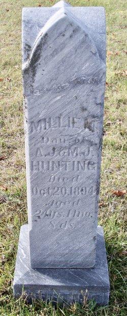 Millie M. Hunting
