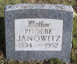 Phoebe E. Janowitz