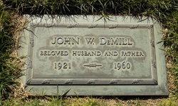 John William DeMill