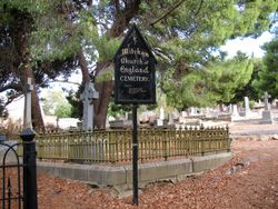 Mitcham Anglican Cemetery
